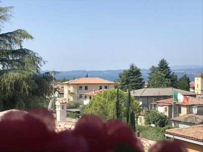 Photo for SUITE FRANCY APARTMENT LAKE VIEW, FAMILY RELAXATION, WIFI, CLIMATE, BALCONY, PARKING