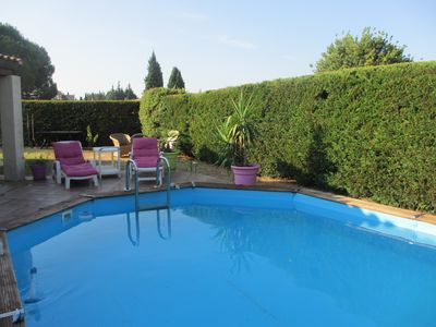 Photo for Villa of 100 m2 with private pool