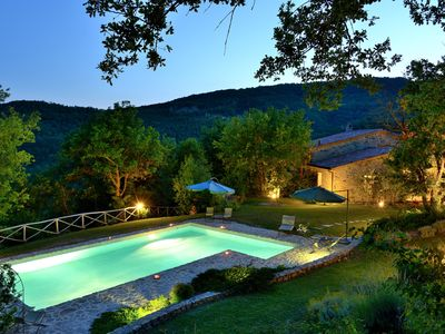 Photo for Holiday house Umbertide for 1 - 9 persons with 4 bedrooms - Holiday home
