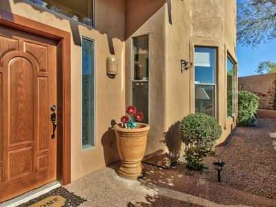 Photo for Single Level, Luxury Townhome in Desirable, Gated, Golf Community