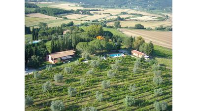 Photo for Casa Teresa 2 -Vacation between countryside and sea, garden and swimming pool