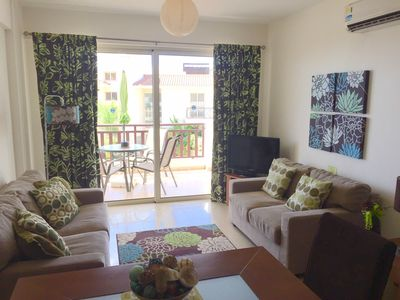 Photo for 1 bed Apartment -Vanessa Exclusive Holiday Resort In Peyia near Coral Bay Paphos