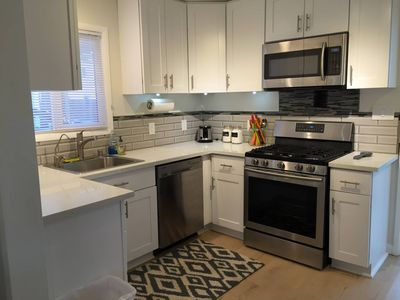 Photo for PB-4 Blocks from beach/2 Bikes/WiFi/Cable/Parking