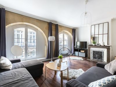 Photo for Charming two bedrooms flat - Opéra