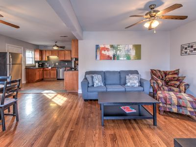 Photo for 3 Bedroom 2 Bath Cooper Young Bungalow