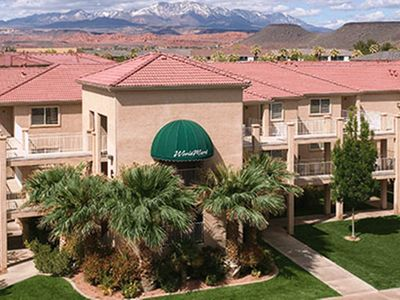 Photo for St. George, UT 3 Bdrm Penthouse Condo 1 week rental