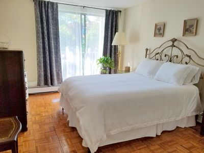 Photo for Sunny 2 Bedroom with terrace near Bayside Train Station 21 mins from Manhattan