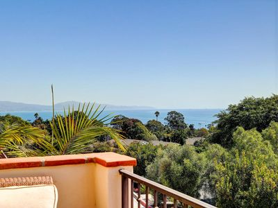 Photo for Exceptional Ocean View Villa on the Mesa - centrally located with unbelievable views