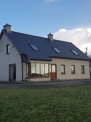 Photo for 6 bedroom house over looking cunnamore bay