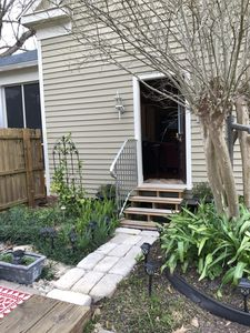 Photo for Whole house, 2 bedrooms, dining room, 1 bath ,porch and patio access.