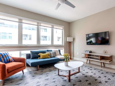 Photo for Kasa | Denver | Exquisite 1BD/1BA Riverfront Apartment