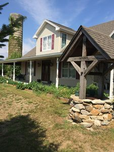 Photo for Central Pa. Country Home with Privacy & Room to Relax! Close to Many Attractions