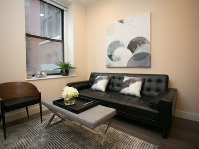 Photo for Quaint 1BR in Downtown Crossing by Sonder