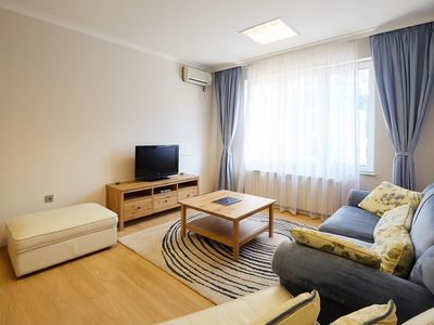 Photo for 3BR Apartment Vacation Rental in Sofia, Sofia-city