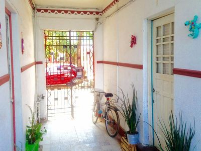 Photo for MINI MAGIC COZY VILLA -UP TO 4 PEOPLE- IN THE HEART OF GREEN CONDESA