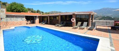 Photo for Luxury Private Villa with private pool & tennis court in stunning location