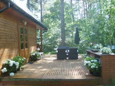 Photo for Wilga: full country house in the forest southeast of Warsaw