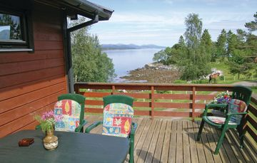 2 bedroom accommodation in Fiksdal