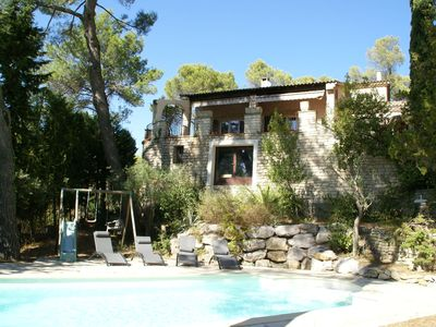 Photo for A hidden paradise in the beautiful surroundings of Saint-Remy-de-Provence!
