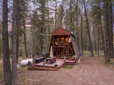 Photo for KABINO: Magical Cabin! ATV Trails - Mountain Riding - Free Garbage Pickup and WiFi...