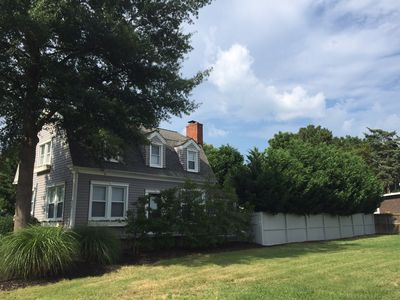 Photo for Charming Private Location On Scarborough Avenue - Downtown Rehoboth