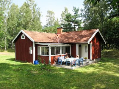 Photo for Vacation home Ulfsåkraholm  in Värends Nöbbele, Southern Sweden - 4 persons, 2 bedrooms