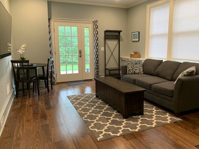 Photo for 1BR Apartment Vacation Rental in Newton, Massachusetts