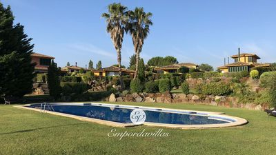 Photo for Delightful Golf Villa situated in Torremirona Golf and Spa Resort