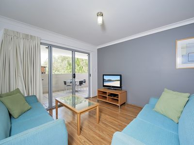 Photo for Shoal Bay Beach Apartments, Unit 10/2 Shoal Bay Road