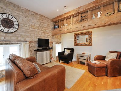 Photo for Beautifully converted Malthouse located just two miles from Bath City Centre.