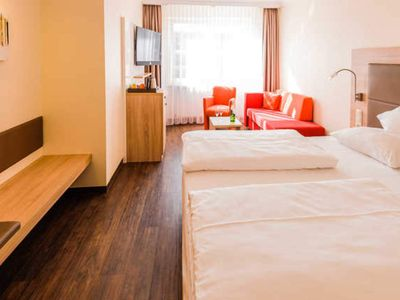 Photo for Comfort Triple Room - Hotel An der Linah