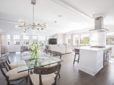 Newly Renovated! Luxurious Harborside Penthouse in Town