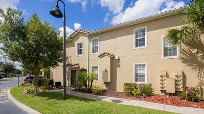 Photo for 3 bedroom Oakwater condo offers family-friendly stay, close to Disney, Clubhouse