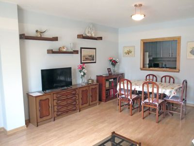 Photo for Apartment Real Sitio in La Granja de San Ildefonso - 7 persons, 3 bedrooms