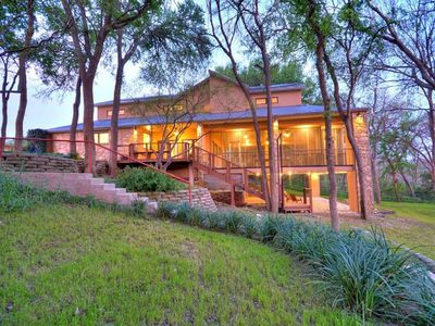 Photo for Perfect for Family Reunions, 2 Acre, 5/5 Home with 200' Private Riverfront