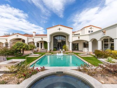 Photo for Luxury Private Mansion in Paradise Valley! Sleeps 24