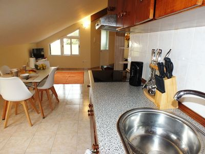 Photo for Cozy Calheta 1Bedroom Apartment with Balcony Sea Views