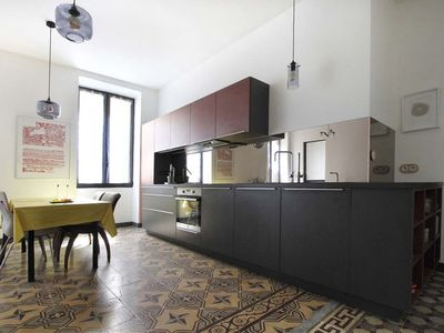 Photo for T3-Contemporary apartment with old charm