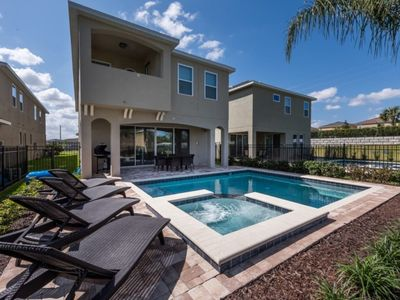 Photo for Imagine You and Your Family Renting this 5 Star Villa on  Encore Resort at Reunion, Orlando Villa 1677