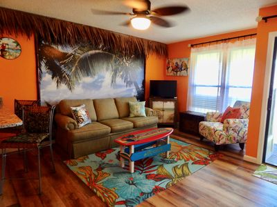 "Photo for Condo #8224 is a one of a Kind ""Margaritaville Studio"" It's 5:00 somewhere!"
