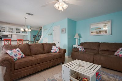 Plenty of Amenities For the Entire Family  2 Story Townhome  Sleeps 8! -  West Panama City Beach