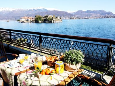 Photo for The three Borromean Islands Stresa