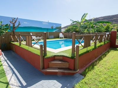 Photo for House with Exotic Gardens (AP1) - Cottage for 4 people in Güimar