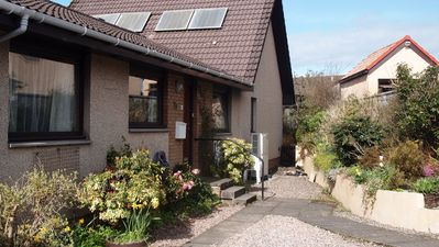 3 bedroom Oban house in quiet residential area
