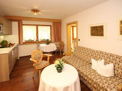 Photo for Apartment Mahdtal - 2 bedrooms with shower / WC - Haus Widdersteinblick