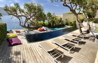 Photo for Amazing villa in Cassis