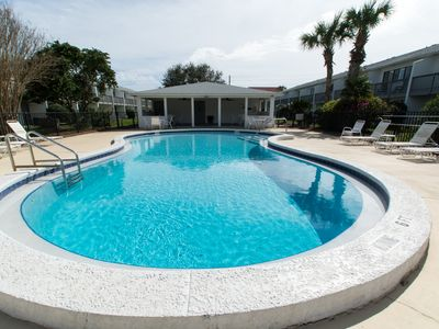 Photo for COMPLETELY RENOVATED EVERYTHING INCLUDED! & FREE WiFi STEPS TO THE BEACH!
