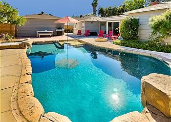 Photo for 20% OFF JULY! Family Home by Disney w/ Pool/Jacuzzi + Fire Pit!