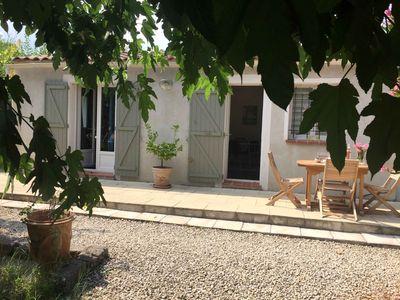 Photo for A Mazet in Provence - Period from August 1 to 15 available again!