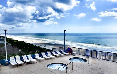 Photo for Newly Renovated;  Wrap-Around Oceanfront Balcony,  Roof-top Pools